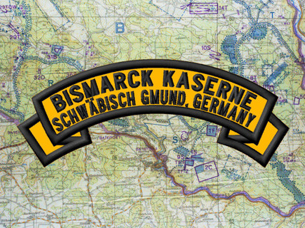 Bismarck Kaserne Schwäbisch Gmünd Germany