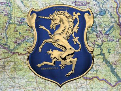 6th Cavalry Wall Art Metal Art Sign