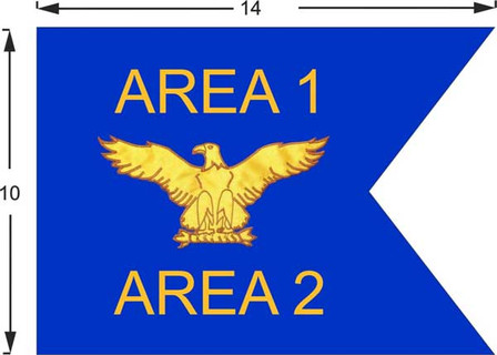 Air Force Half Size Single Side For Frame
