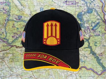 111th ADA BALL CAP