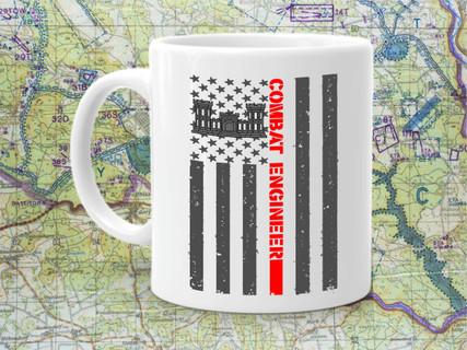 combat engineer mug