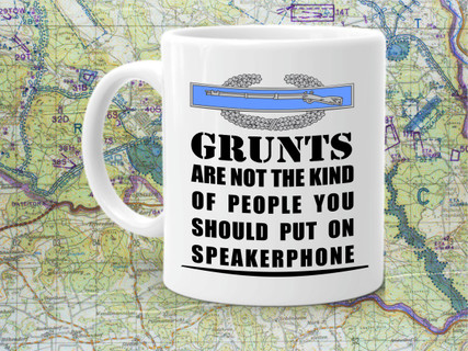 Grunts not allowed on speaker phone