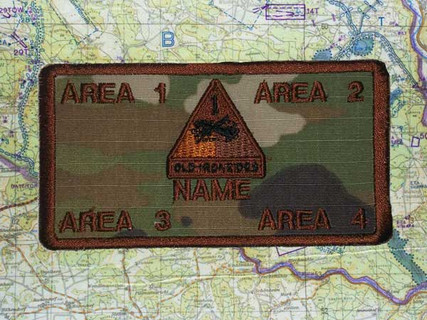 plate carrier name tag