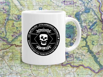 37 BANDITS Coffee Mug
