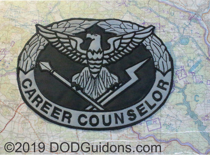 Career Counselor Back Patch