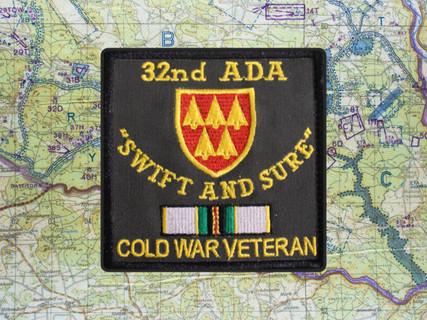32ND ADA COLD WAR VETERAN
