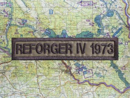REFORGER IV 1973 TAB