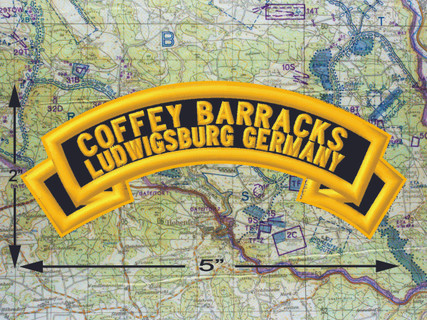 Coffey Barracks, Ludwigsburg