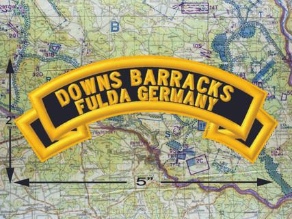 Downs Barracks Fulda