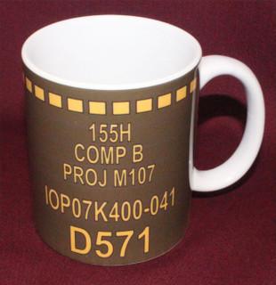 155 COMP B PROJ 107 Coffee Cup 1