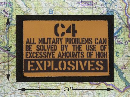 C4 Tactical Patch 1