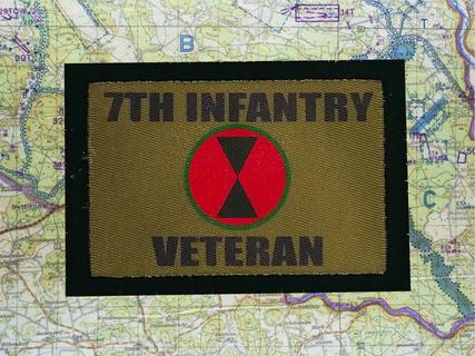 7th ID veteran