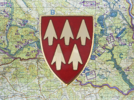 32nd Air Defense Artillery Brigade Tie Tac
