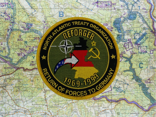 Reforger Patch