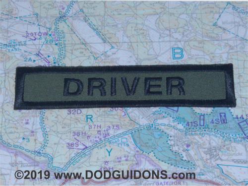 DRIVER QUALIFICATION TAB