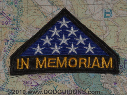 IN MEMORIAM IN HONOR TO ALL OF THOSE THAT GAVE IT ALL