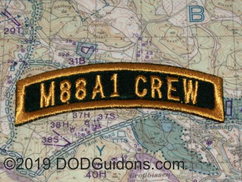 M88A1 CREW TAB