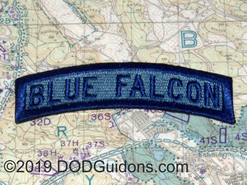 BLUE FALCON TAB