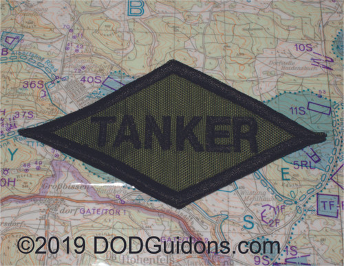 Tanker Diamond OD