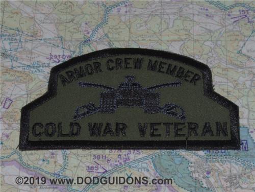 COLD WAR ARMOR CREW MEMBER