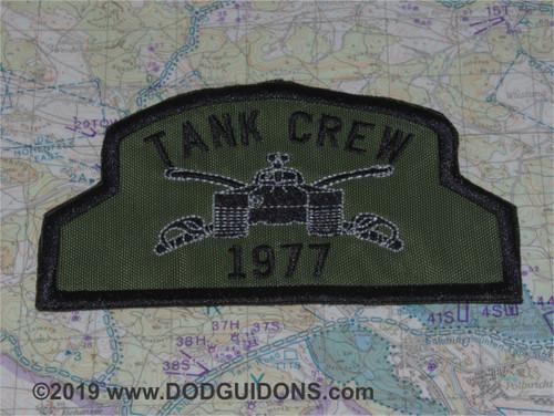 1977 TANK CREW