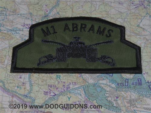 M1 ABRAMS CREW