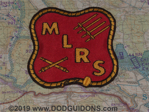 MLRS PROGRAM PATCH