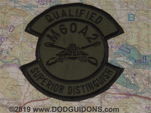 M60A2 QUALIFIED SUPERIOR DISTINGUISH