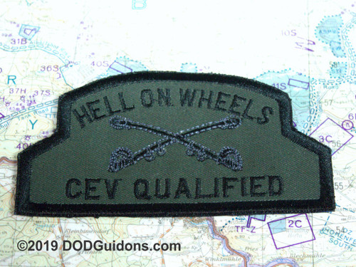 Hell on Wheels CEV QUALIFIED