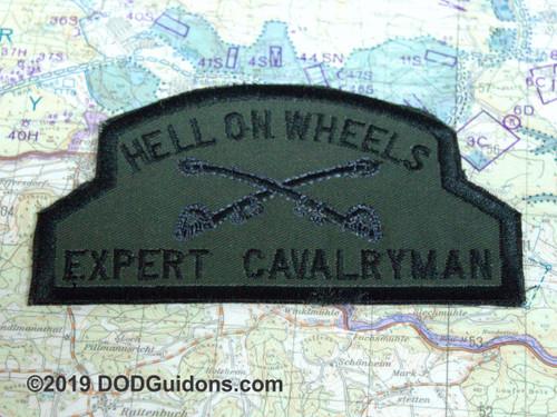 Hell on Wheels EXPERT CAVALRYMAN
