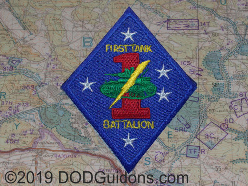FIRST TANK BATTALION