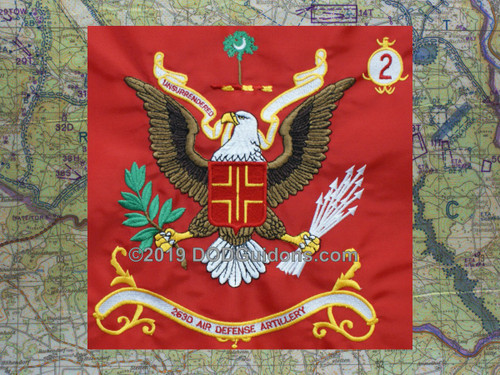 263D AIR DEFENSE ARTILLERY 2 BATTALION