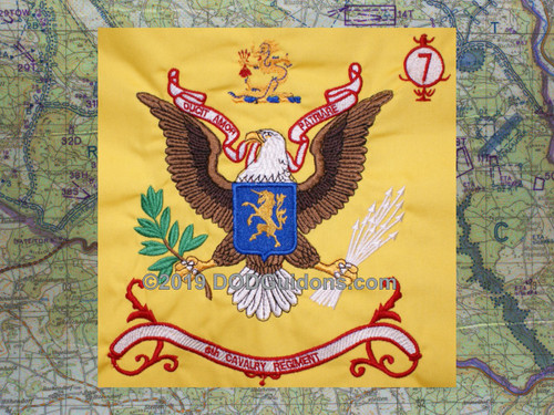 6th Cavalry Regimental Flag