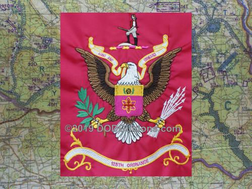 125TH ORDNANCE FLAG