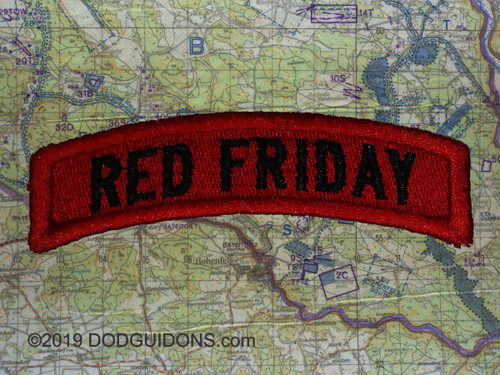 R.E.D. (Remember Everyone Deployed) Fridays asks everyone to wear the color red to let our servicemen and servicewomen know that we have not forgotten them, and that we appreciate their sacrifice for the country.