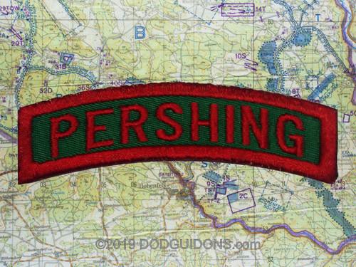 PERSHING MISSILE CREW TAB