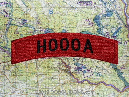HOOOA TAB PATCH