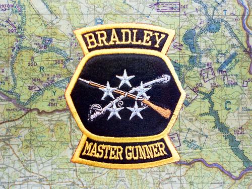 M2 BRADLEY MASTER GUNNER