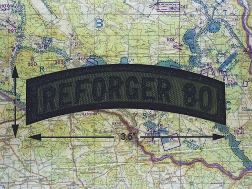REFORGER 1980 TAB