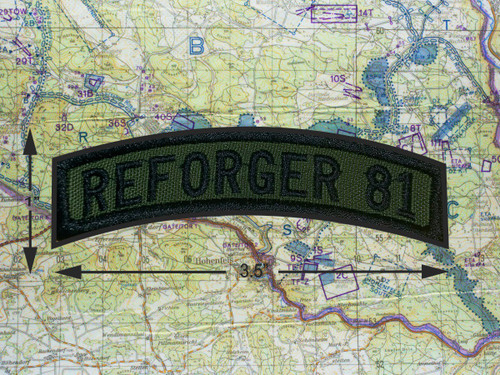 REFORGER 1981 TAB
