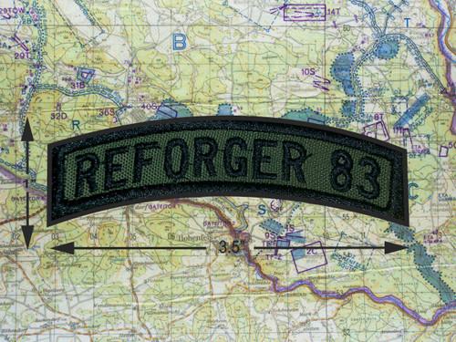 REFORGER 1983 TAB