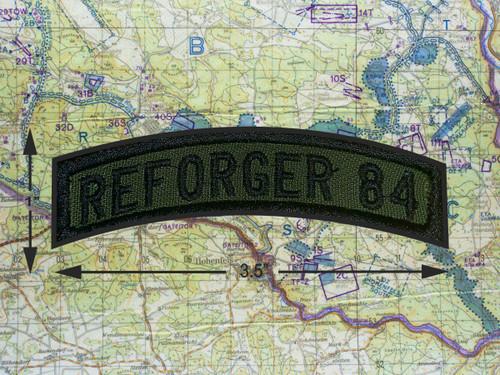 REFORGER 1984 TAB
