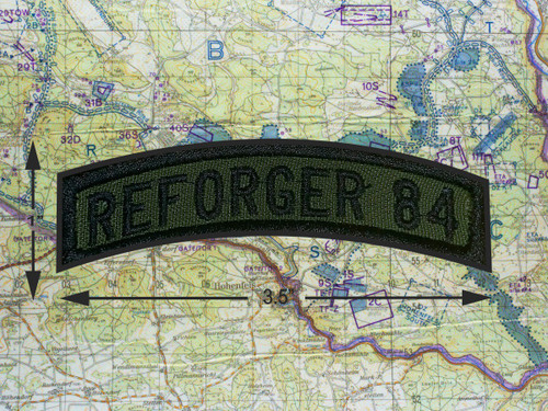 REFORGER 1984 TAB