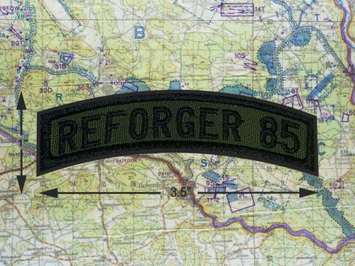 REFORGER 1985 TAB