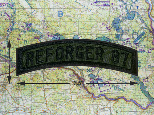 REFORGER 1987 TAB