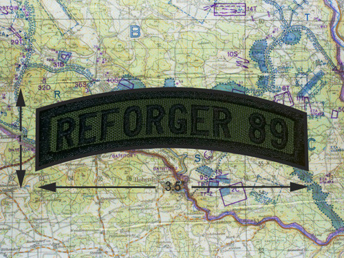 REFORGER 1989 TAB