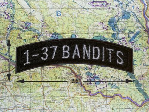 1-37 BANDITS ARMOR TAB