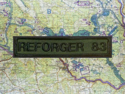 REFORGER 83 TAB