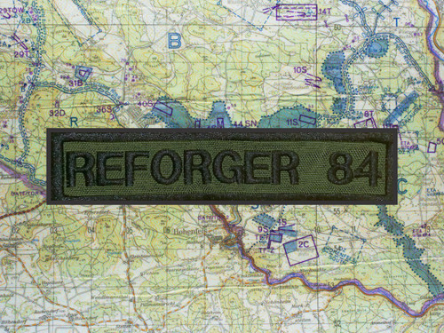 REFORGER 84 TAB
