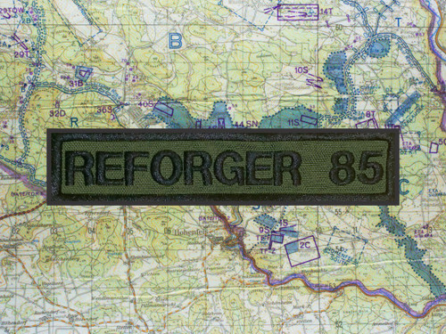 REFORGER 85 TAB
